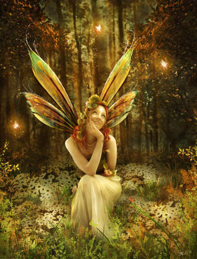 FAERIES, FAERY, THE FAERIE PORTAL - Connecting with Faeries